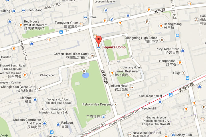 Maoming Road store map